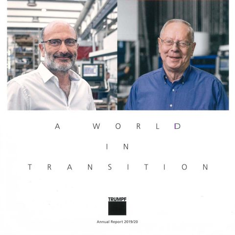 A world in transition – Trumpf