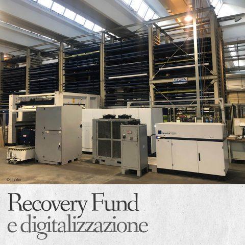 Recovery Fund e digitalizzazione