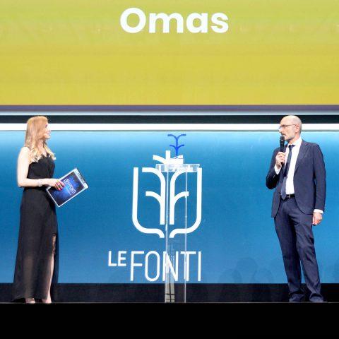 LE FONTI AWARDS 2020 – OMAS Spa
